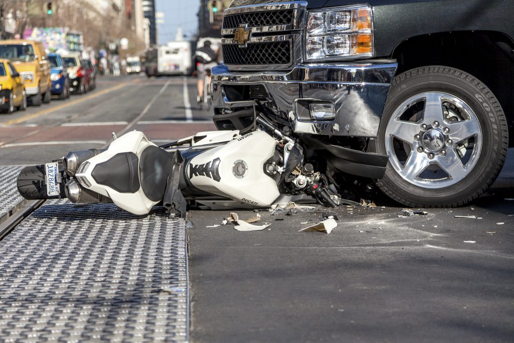 Motorcycle Accident Lawyer - Oakland, CA