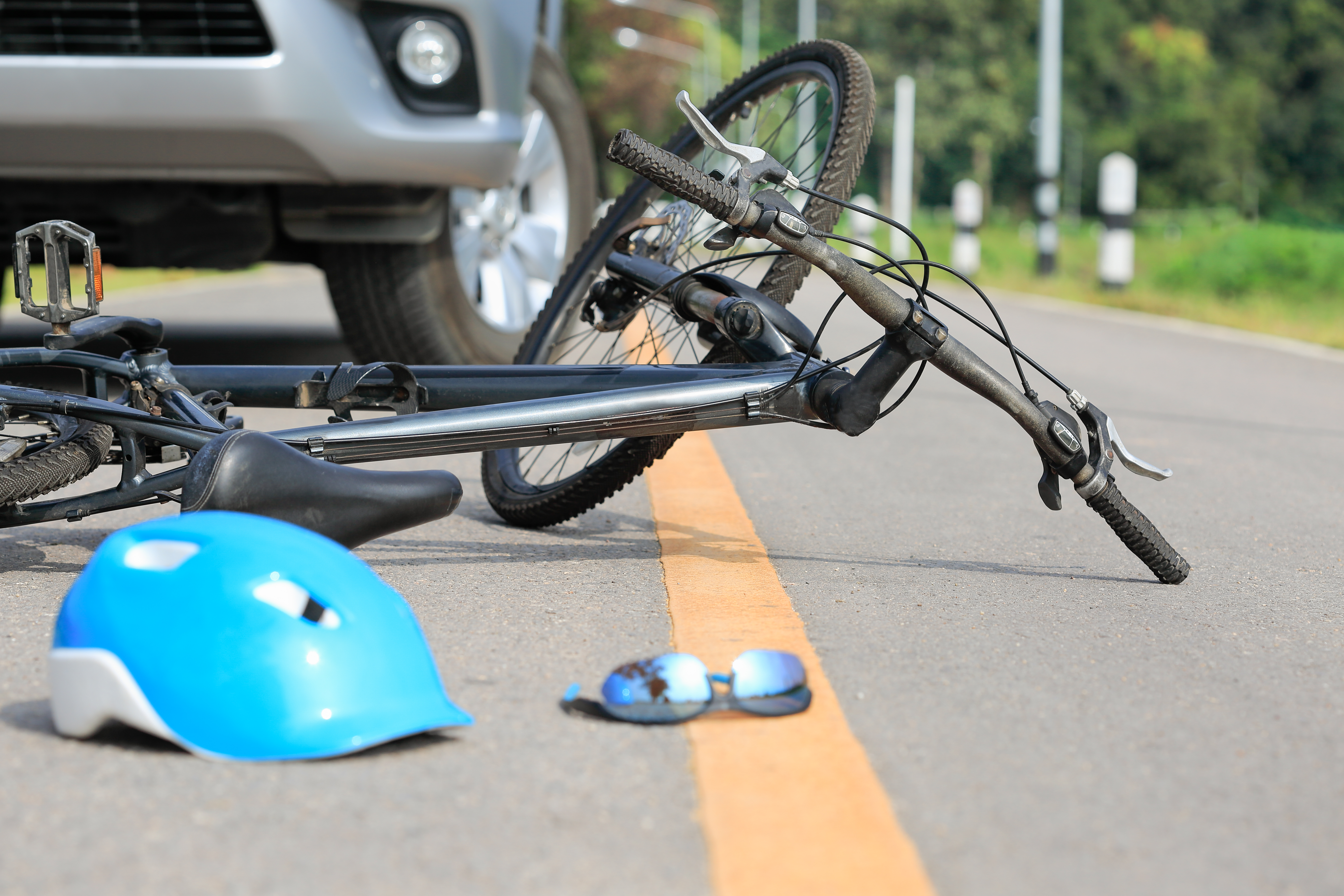 Bicycle Accident Lawyer - Oakland, CA